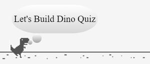 Speaking Chome Dino
